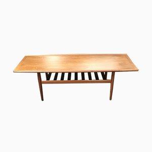 Table Basse par Grete Jalk pour Glostrup