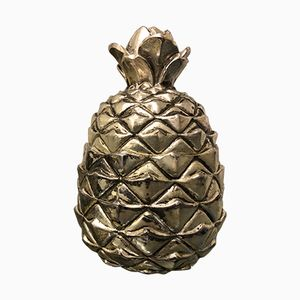 Vintage Decorative Pineapple Caddy by Mauro Manetti