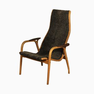 Vintage Lamino Lounge Chair by Yngve Ekström for Swedese