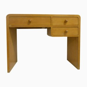 Italian Maple Writing Desk, 1958
