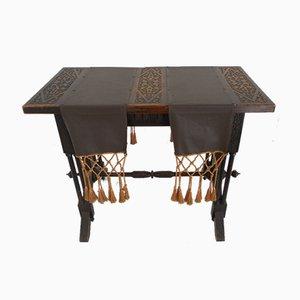 Italienischer Holztisch, 1928