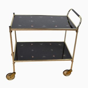 Mid-Century Bar Cart, 1960s