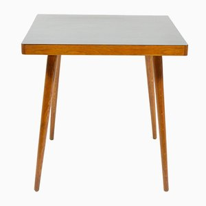 Table Basse Vernis Noir, 1970s