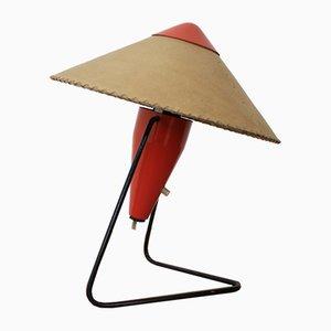 Lámpara de mesa de Helena Frantová, años 50