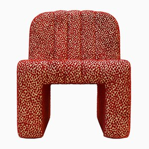 Vintage Dotted Chair, 1960s