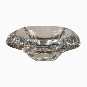 Aschenbecher aus Kristallglas von Daum, 1970er