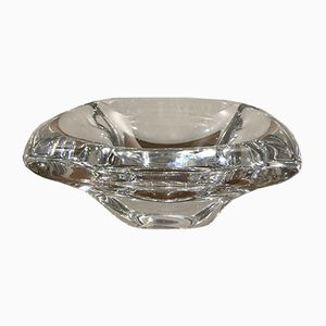 Crystal Ashtray from Daum, 1970s