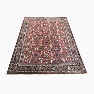Großer antiker Teppich aus dem Nahen Osten