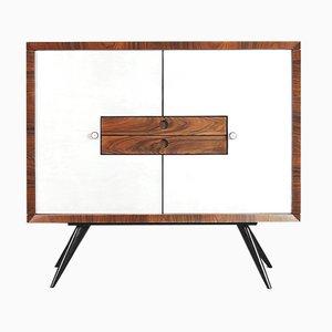 Modernes Italienisches Sideboard aus Palisander, 1950er
