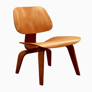 Chaise LCW par Charles & Ray Eames pour Herman Miller, 1949