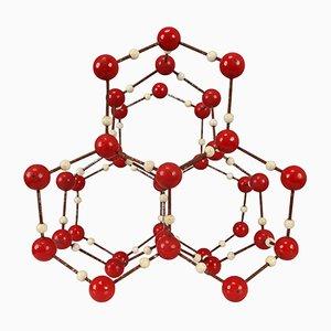 Mid-Century Molekülstruktur, 1950er