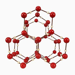 Struttura molecolare Mid-Century, anni '50