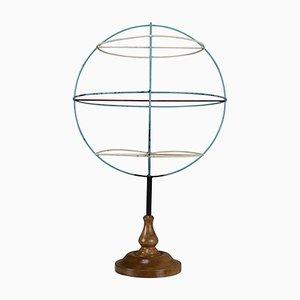 Dekoratives Mid-Century Globusmodell, 1950er