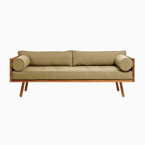 Series One Clyde Sofa in Khaki von Another Country