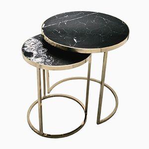 DUO Beistelltisch von GO.OUD - furniture of brass