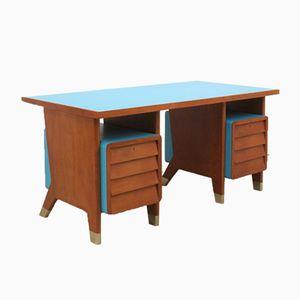 Mid-Century Schreibtisch von Gio Ponti, 1950er