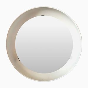 Illuminated Wall Mirror by Poul Henningsen for Louis Poulsen, 1960s