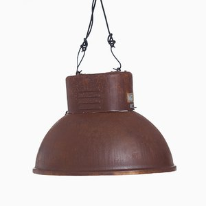 Rust Effect Industrial Light from Predom Mesko, 1966
