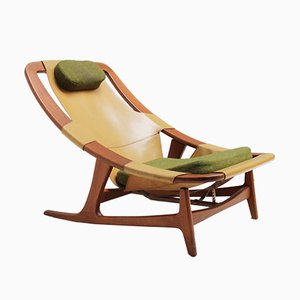 Holmenkollen Lounge Chair by Arne Tidemand Ruud for Norcraft, 1960s