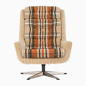 Danish Swivel Chair from Lystager, 1960s