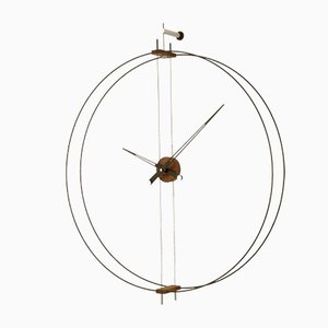 Barcelona Clock by Jose Maria Reina for NOMON