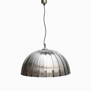 Large Italian Pendant by Elio Martinelli for Martinelli Luce, 1963