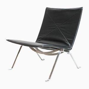 Dänischer PK22 Sessel von Poul Kjaerholm für E. Kold Christensen, 1960er