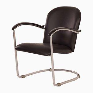 414 Ladies Sessel von W. H. Gispen für Gispen, 1930er