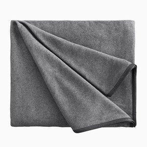Cavalieri Grigio Blanket by Chiara Mennini for Midsummer-Milano
