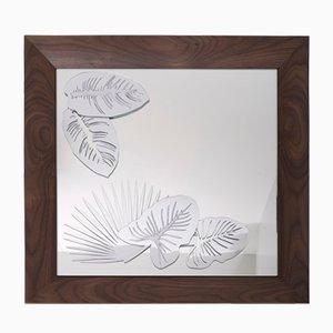 Specchio da parete Flower Power di Chiara Mennini per Midsummer-Milano