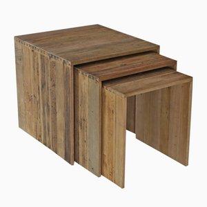 Tavolini ad incastro di Francomario, 2016