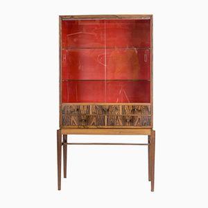 Vintage Display Case by Svante Skogh for Seffle Möbelfabrik