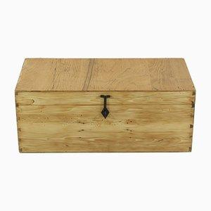 Scatola vintage in legno