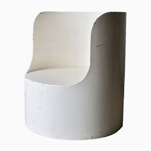 Großer Vintage Stuhl von Bernard Holdaway, 1960er