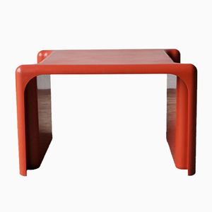 Vintage Italian Side Table by Giotto Stoppino for Elco