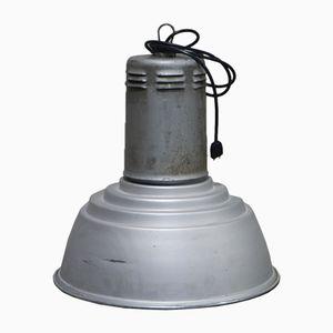 Industrielle Vintage Lampe von Siemens