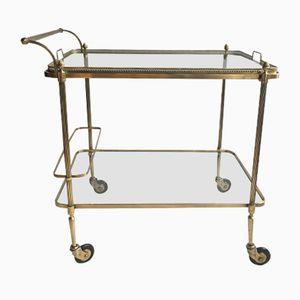 Vintage French Serving Trolley