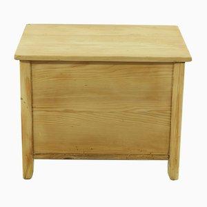 Caja vintage de madera, años 30