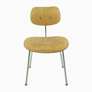 SE 68 Beech Side Chair by Egon Eiermann for Wilde & Spieth, 1960s
