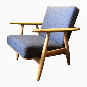 Model GE240 Cigar Chair by Hans J. Wegner for Getama, 1950s