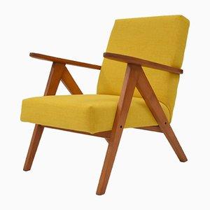 Gelber Stuhl, 1960er
