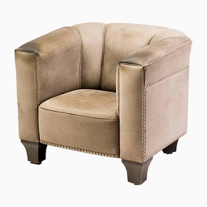 Palais Stoclet Armchair by Josef Hoffmann for Wittmann