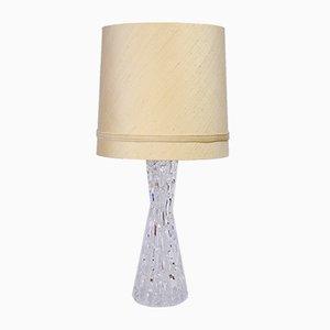 Lámpara de mesa de Carl Fagerlund para Orrefors, años 60