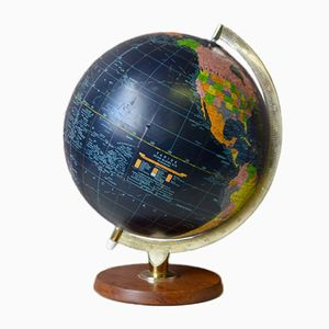 Vintage Globe from Scan Globe, 1970s