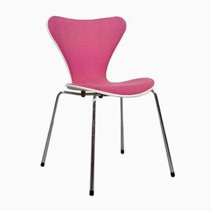 Chaise d'Appoint par Arne Jacobsen pour Fritz Hansen, 1991