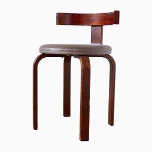 Skandinavischer Beistellstuhl aus Teak von Cees Braakman für Pastoe, 1970er