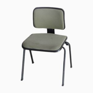 Vintage Office Chairs by Ettore Sottsass for Synthesis Olivetti, Set of 10