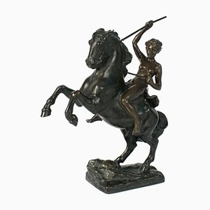 Viennese Bronze Figure from Argentor Wien, 1920s