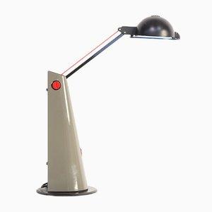 Italienische Halogen-Tischlampe von Max Baguara für Lamperti, 1980er