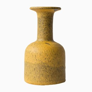 Mid-Century Swiss Ceramic Vase from André Freymond